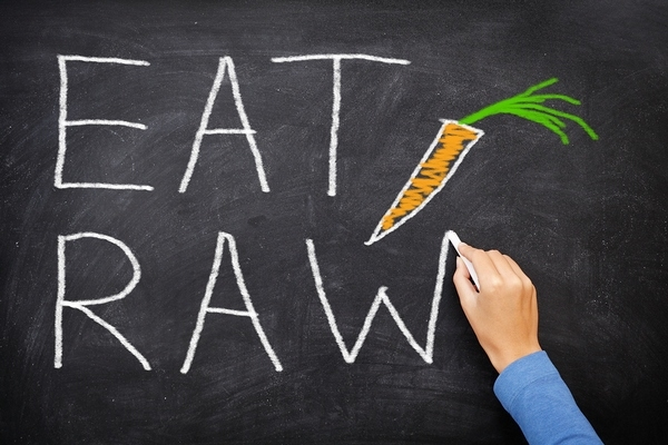 Eat raw or not?